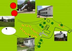 Lageplan Landgut Engelsbach
