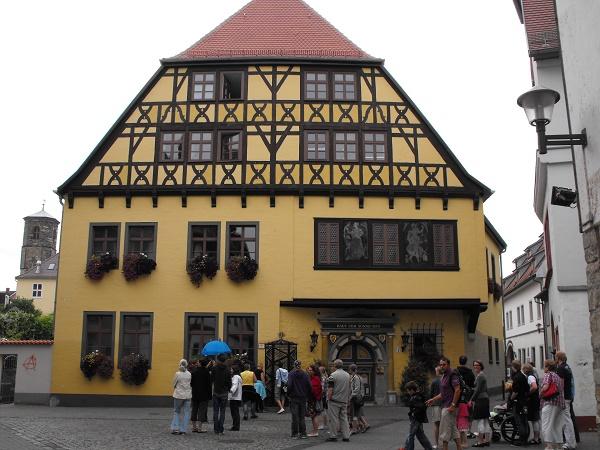 Haus Sonneborn Erfurt