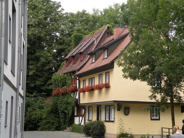 Studentenbursche Erfurt
