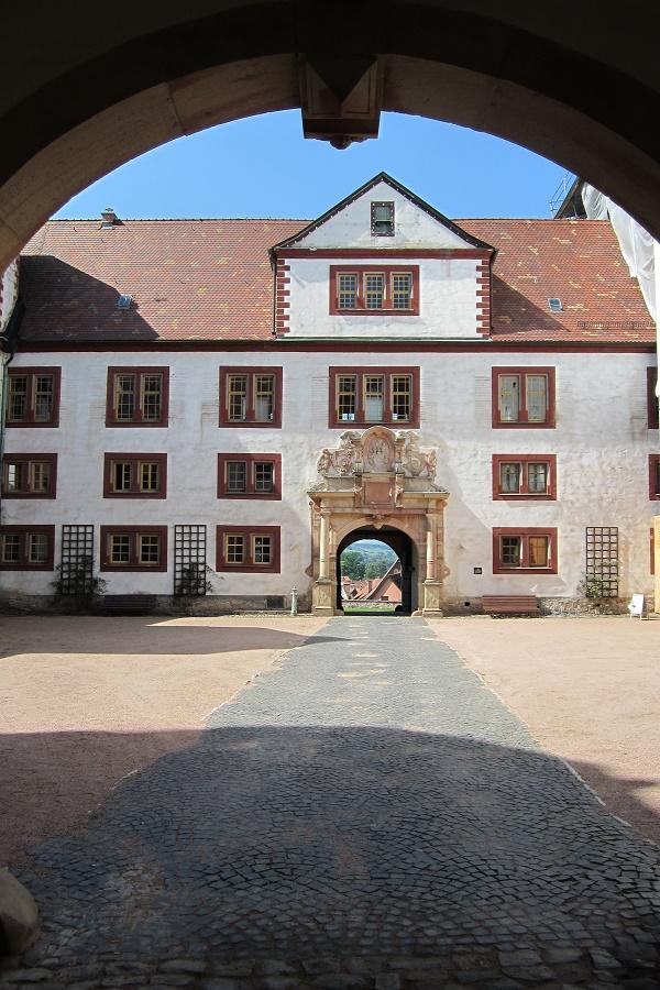 Schloss Schmalkalden