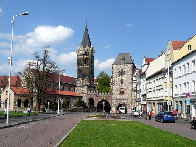 eisenach guys Relive the riveting reformation days here in this quaint but pivotal medieval town eisenach visit the wartburg men's camp shirt.