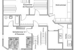 grundriss-gruppenhaus 1. Etage